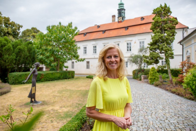 Ivana Leidlová a deset let Festivalu Jarmily Novotné