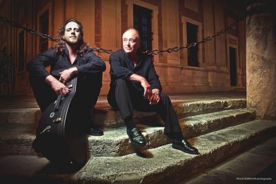 John Potter: Máme kořeny ve staré hudbě, kde neexistovaly rozdíly mezi klasikou a folklorem