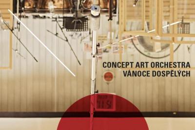 Concept Art Orchestra a vánoční písně s přidanou jazzovou hodnotou