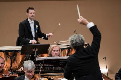 Ivo Kahánek před koncerty s Mahler Chamber Orchestra: Martinů se většinou líbí až napodruhé