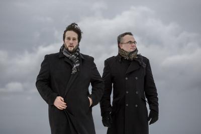 Jan Martiník a David Mareček: Zimní cestou v příliš hlučných časech