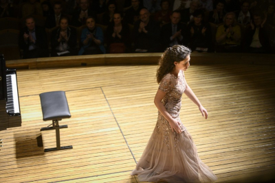 Beatrice Rana na Festivalu Rudolfa Firkušného: Laťka je hodně vysoko