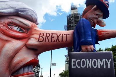 Brexit a hudba (a 'trumpizace' Británie)