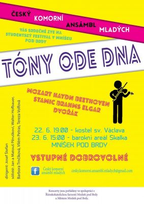 Tóny ode dna