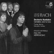 Avant/Before Bach Deutsche Kantaten