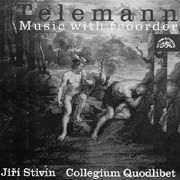 Georg Philipp Telemann: Music with recorder