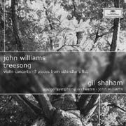 John Williams: TreeSong, Violin Concerto, Three Pieces from  Schindler's List