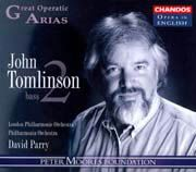 John Tomlinson: Great Operatic Arias - Mozart, Beethoven, Weber, Wagner, R. Strauss, Lortzing