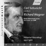 Carl Schuricht: Carl Schuricht conducts  Richard Wagner - Richard Wagner