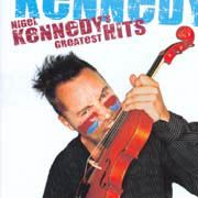 Nigel Kennedy: Greatest Hits (Vivaldi, Massenet, Satie; Williams, Debussy, Bach, Kreisler, tradicionály, Kennedy, Monti) - Vivaldi, Massenet