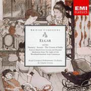 Edward Elgar: Nursery Suite, Smuteční pochod z Grania and Diarmid op. 42, Severn Suite op. 87, Meditace z The Light of Life op. 29, Woodland