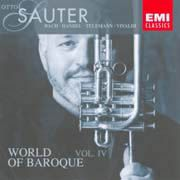 Otto Sauter: World of Baroque Vol. IV - Bach, Händel, Telemann, Vivaldi