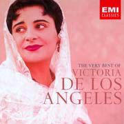 Victoria de los Angeles: The Very Best of - Puccini, Mascagni,Leoncavallo, Catalani, Rossini, Verdi, Mozart, Wagner, Massenet, Gounod, Bizet