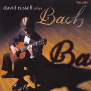 David Russell: David Russell Plays Bach - J.S. Bach