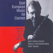 East European Music for Clarinet