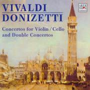 Concertos for Violin, Cello and Double Concertos