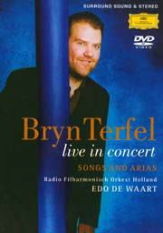 Bryn Terfel: Songs and Arias