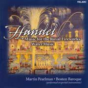 Georg Friedrich Händel: Music for the Royal Fireworks Water Music
