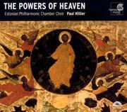 Estonian Philharmonic Chamber Choir: The Powers of Heaven