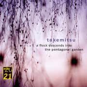 Toru Takemitsu - A Flock Descends into the Pentagonal Garden