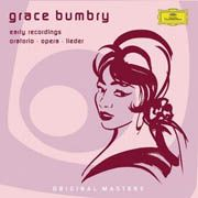 Grace Bumbry - Early Recordings