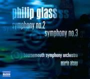 Philip Glass - Symfonie č. 2 a 3