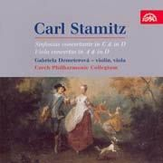 Carl Stamitz - Sinfonia concertante in C   in D - Viola concertos in A   in D