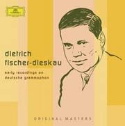 Dietrich Fischer-Dieskau: Early Recordings on Deutsche Grammophon