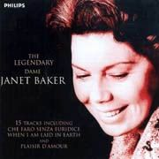 Janet Baker: The Legendary Dame Janet Baker Philips   Decca Recordings 1961-1979