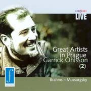 Garrick Ohlsson - Great Artists in Prague (2)
