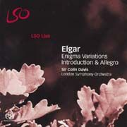Edward Elgar - Enigma Variations, Introduction   Allegro