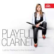 Ludmila Peterková - Playful Clarinet