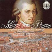 Pavel Foltýn - Mozart from Prague. Complete Works for Flute and Orchestra