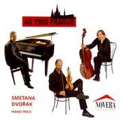 AD Trio Prague - Piano Trios