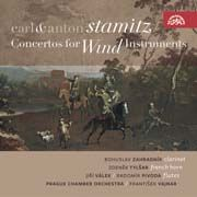 Carl   Anton Stamitz: Concertos for Wind Instruments