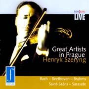 Henryk Szeryng: Niccolo Paganini - Henryk Szeryng: Great Artists in Prague