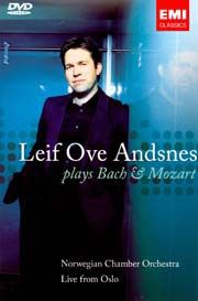 Leif Ove Andsnes plays Bach   Mozart