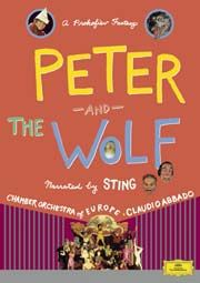 Sergej Prokofjev - Peter and the Wolf. A Prokofiev Fantasy
