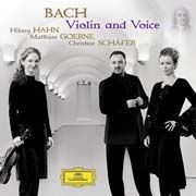Johann Sebastian Bach - Violin and Voice