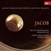 Music from Eigteenth-Century Prague - Gunter Jacob