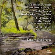Kinsky Trio Prague - Czech Chamber Music