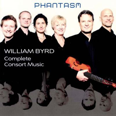 William Byrd - Complete Consort Music