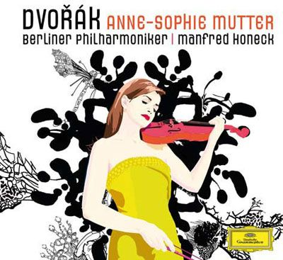 Anne-Sophie Mutter - Dvořák