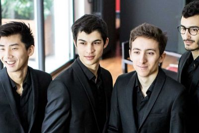 Quatuor Arod – a real New Generation Artists