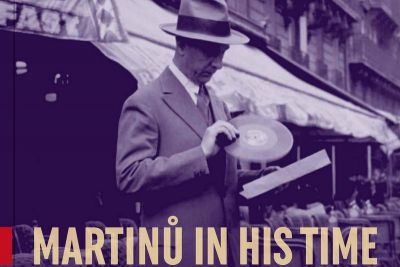 Patrick Lambert: Martinů In His Time / The Recorded Legacy