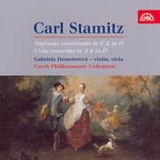 Carl Stamitz: Sinfonia concertante in C & in D, Viola concertos in A & in D