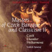 Masters of Czech Baroque and Classicism II