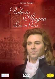 Roberto Alagna: Live in Paris