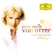 Anne Sofie von Otter - I Let the Music Speak (Andersson, Ulvaeus)
