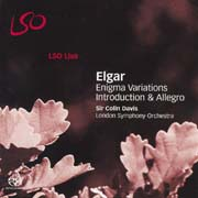 Edward Elgar - Enigma Variations, Introduction & Allegro